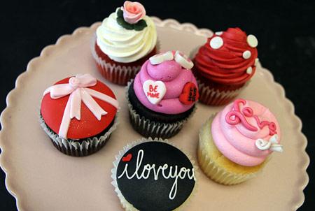 شیرینی های مخصوص ولنتاین /تصاویر