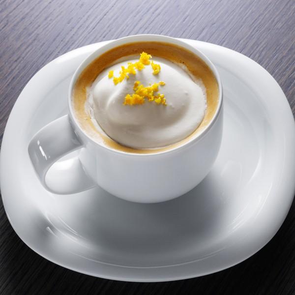 طرز تهیه قهوه پرتقالی