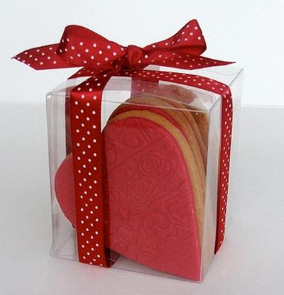 مدل های زیبای بسته بندی هدیه ولنتاین