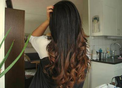 رنگ موهای جذاب ویژه پوست های گندمی و سفید