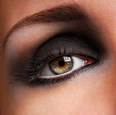 سایه چشم مشکی زیبا و جذاب 2014