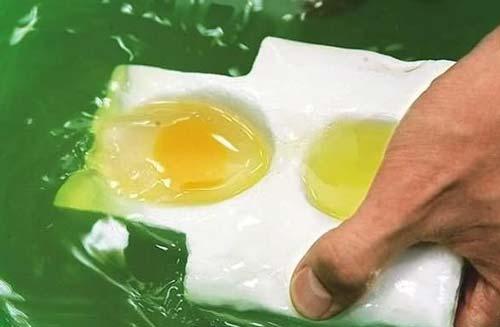مراحل ساخت تخم مرغ چینی! /تصاویر
