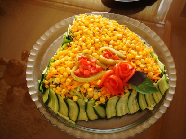 روش تهیه سالاد مکزیکی، یک پیش غذای ساده و بسیار مفید