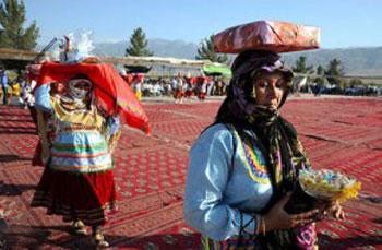 آداب و رسوم مردم همدان