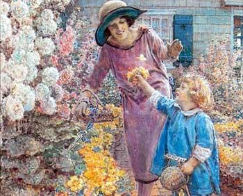 گل مخصوص مادر متولد هر ماه