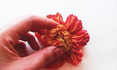 hou5754 آموزش تصویری روبان دوزی روی کیف