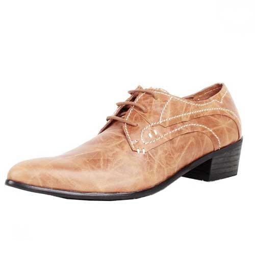 مدل کفش مردانه چرم و با طراحی جدید