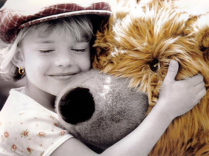 دنیای کودکان عاشق /تصاویر