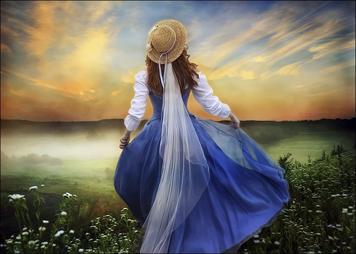 نقاشی های زیبا و رویایی