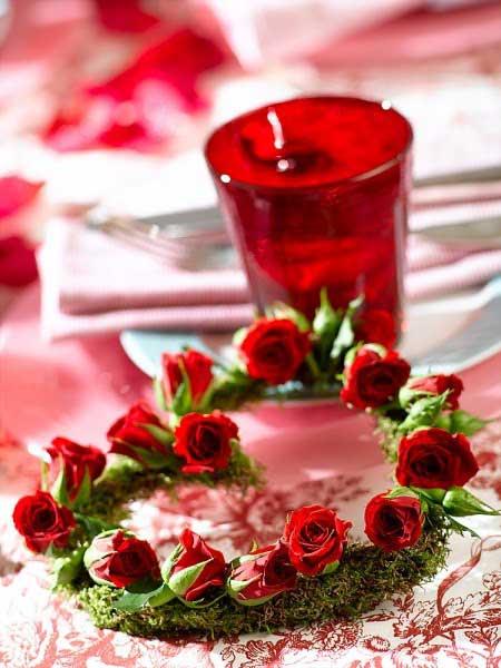 نمونه ای از رمانتیک ترین گل های رز