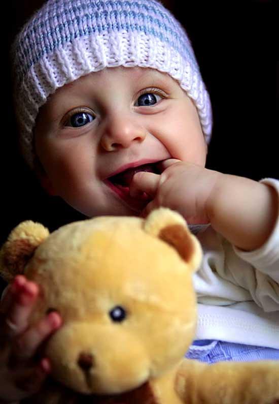 عکسهای جالب نوزادان پسر