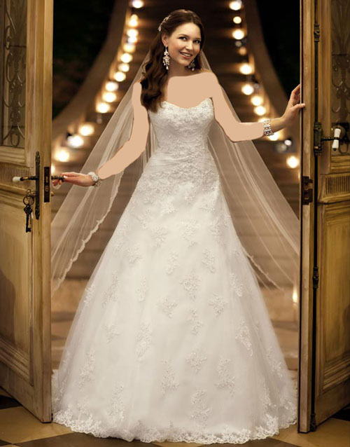عکس لباس عروس جدید 2014