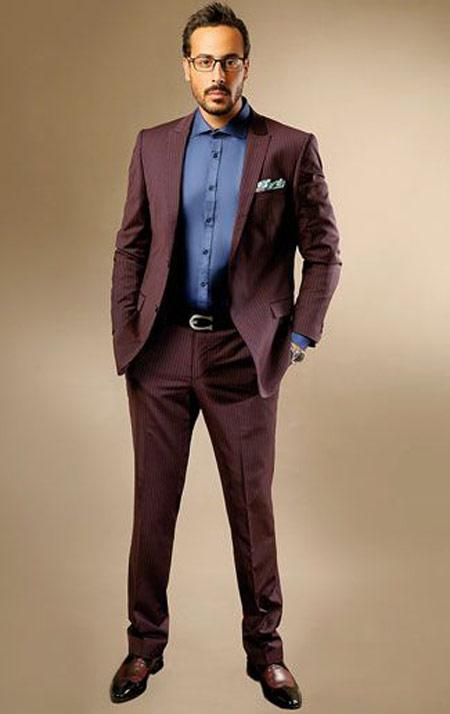 قواعد لباس نیمه رسمی برای آقایان