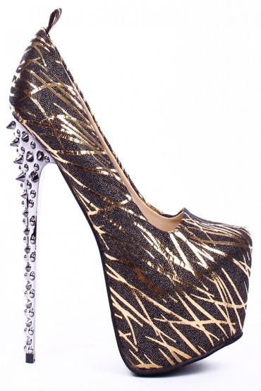 مدل کفش مجلسی پاشنه دار زنانه 2014
