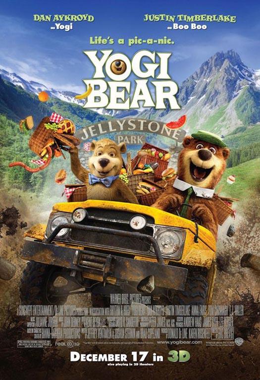 دانلود انیمیشن یوگی خرسه دوبله فارسی