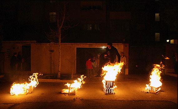 تاریخچه چهارشنبه سوری در فرهنگ ایرانیان