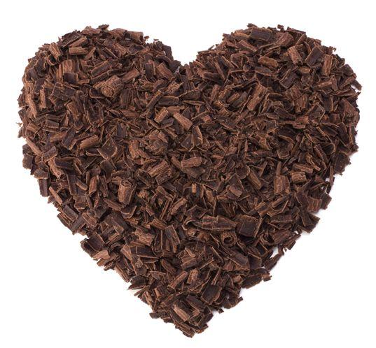 10 خاصیت اعجاب انگیز شکلات