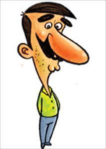 مش غضنفر و خرید عید