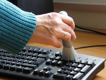 آموزش تمیز کردن رایانه