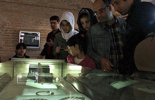موزه باستان شناسی خرم آباد /تصاویر
