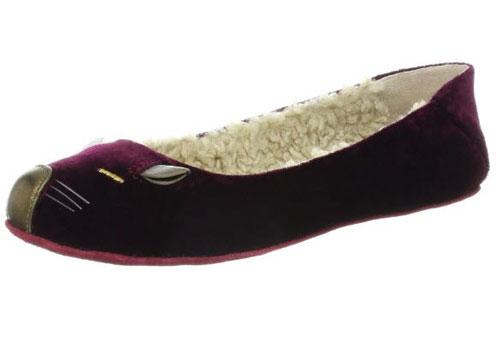 مدل هایی از کفش عروسکی دخترانه