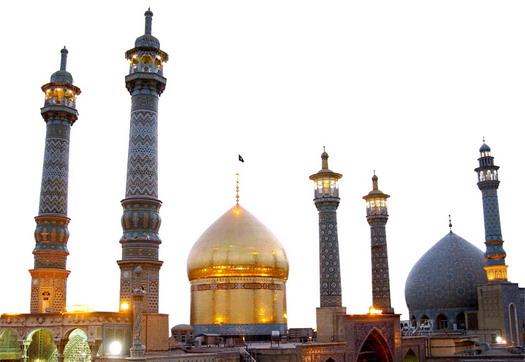 چه کسانی درحرم حضرت معصومه دفن شده اند؟
