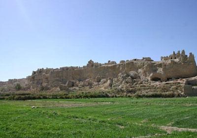 شهر تاریخی ایزدخواست +تصاویر