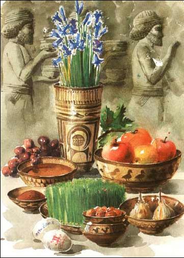 تبریک عید نوروز به صورت شعر