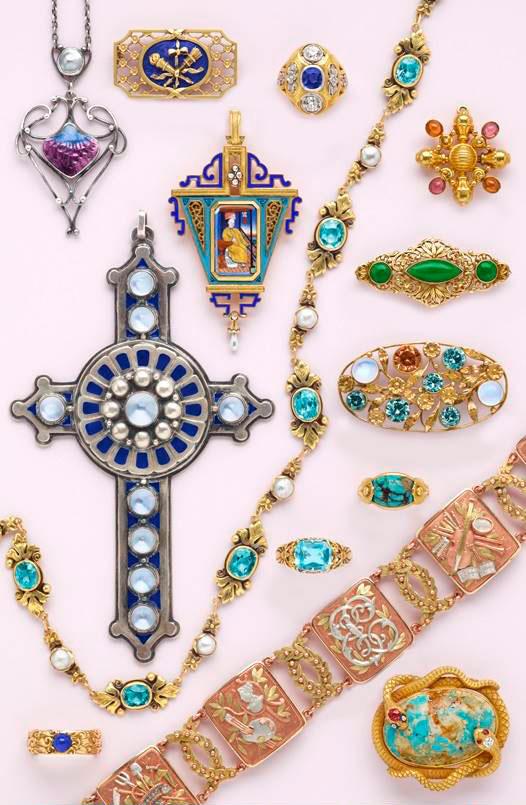 عکس هایی از جواهرات زیبای دخترانه
