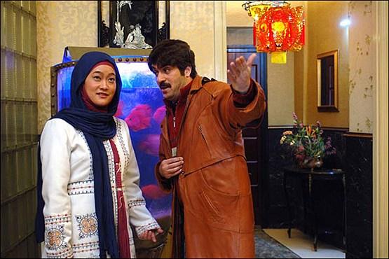 بازیگر چینی سریال پایتخت قبل از بازیگر شدن +عکس