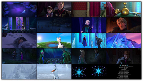 دانلود انیمیشن منجمد Frozen 2013