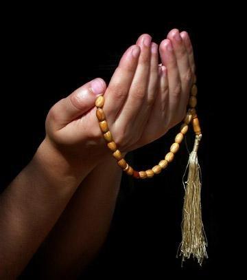 خواندن دعا برای شفای مریض