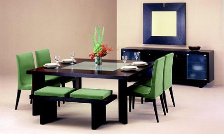 مدل میز غذاخوری 2014