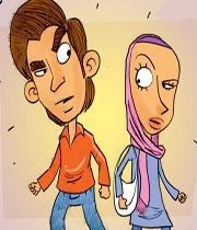 پنهان کاری های همسران
