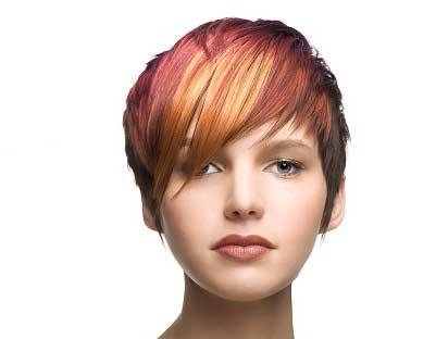جدیدترین مدل های رنگ مو /تصاویر