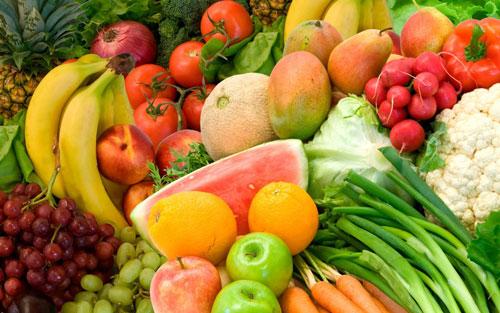 آب بنوش، میوه بخور، لاغر شو!