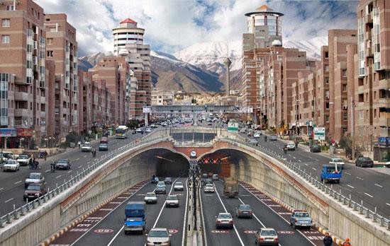 زیبایی های تهران /تصاویر
