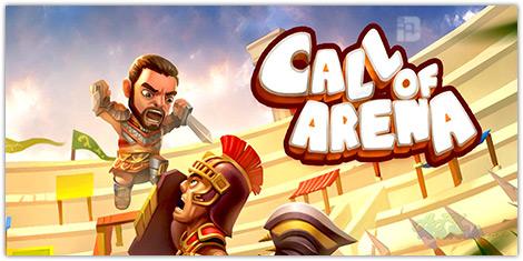 دانلود بازی صدای میدان جنگ   Call of Arena HD برای اندروید