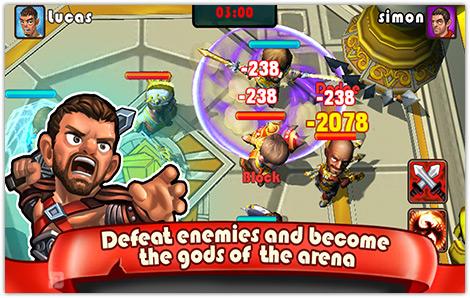 دانلود بازی Call of Arena HD v1.23 برای اندروید