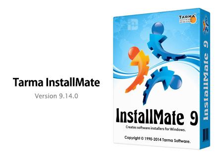 دانلود نرم افزار ساخت فایل نصب برنامه های ویندوز Tarma InstallMate v9.14.0