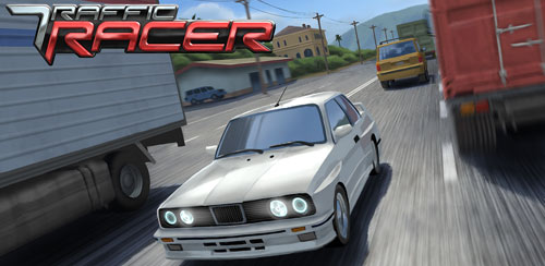 دانلود بازی رانندگی در ترافیک   Traffic Racer v1.8.0 برای اندروید