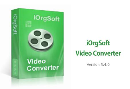 دانلود نرم افزار تبدیل فرمت های ویدئویی iOrgSoft Video Converter v5