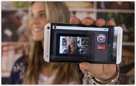 دانلود برنامه iSupr8 Vintage Video Camera برای اندروید