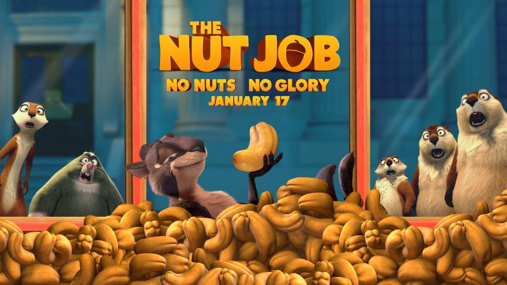 دانلود انیمیشن The Nut Job 2014