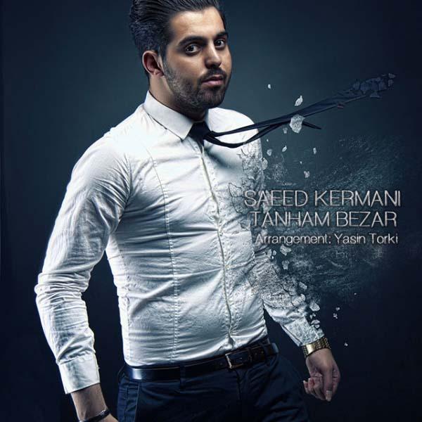 دانلود آهنگ جدید و فوق العاده زیبای سعید کرمانی بنام تنهام بزار