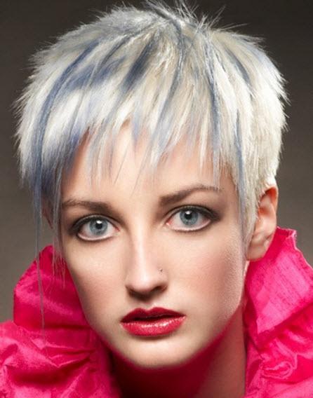مدل های رنگ موی لایت زنانه و دخترانه بهار 93