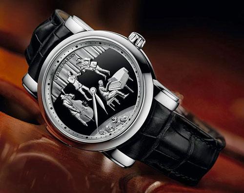جدیدترین مدل های ساعت مچی 2014