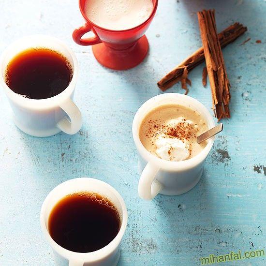 طرز تهیه قهوه دارچینی