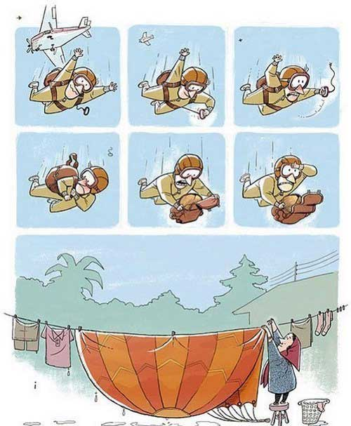 تصاویر طنز و خنده دار (8)