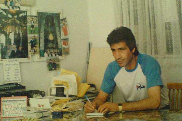 ۶۲ سال با ناصر حجازی
